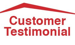 Flat Roofing Customer Testimonial