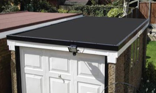 Single Ply EPDM flat Roofing