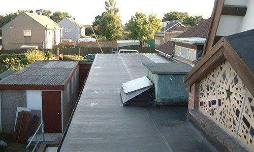 Flat Roofing Torquay