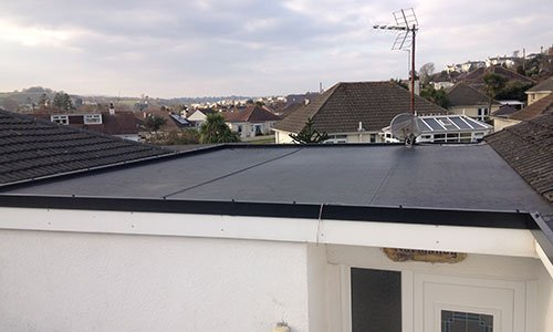 Flat roofing specialists Torbay