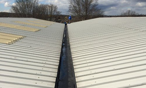Gutter and Gulley Lining and Waterproofing by Prodek