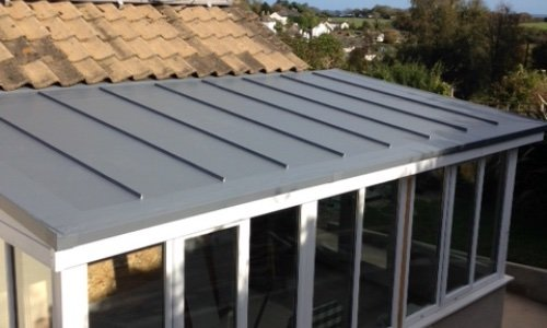 Standing Single Ply Roofing in Devon and Essex