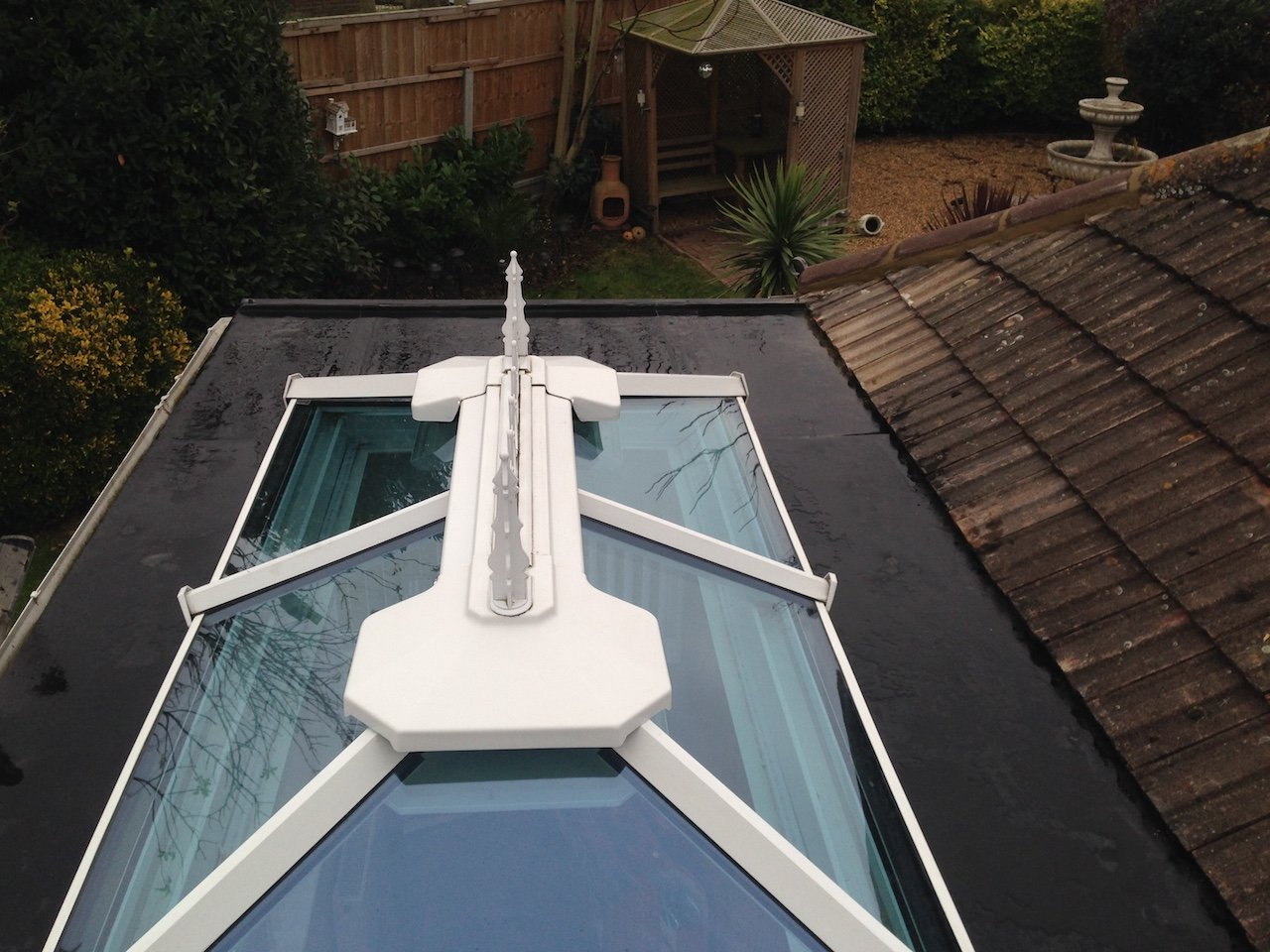 Flat Roofing Brentwood