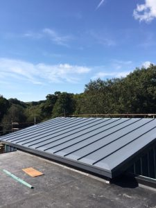 Standing Seam Roof by Prodek Torbay